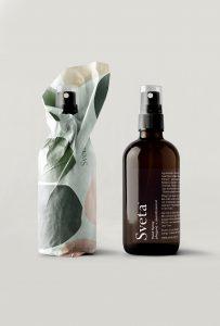 Sveta CBD Hand Spray mit Aloe Vera